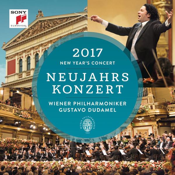 Wiener Philharmoniker Wiener Philharmoniker - New Year's Concert 2017 (3 LP) barenboim daniel wiener philharmoniker new year s concert 2009 blu ray