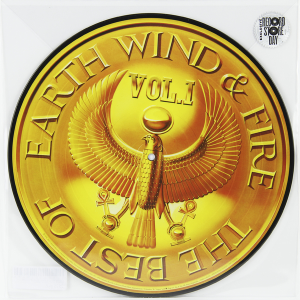 EARTH, WIND   FIRE EARTH, WIND   FIRE - BEST OF EARTH, WIND   FIRE, VOL. 1Виниловая пластинка<br><br>