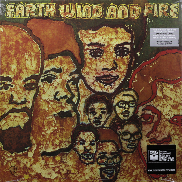 Earth, Wind   Fire Earth, Wind   Fire - Earth, Wind   Fire виниловые пластинки earth wind