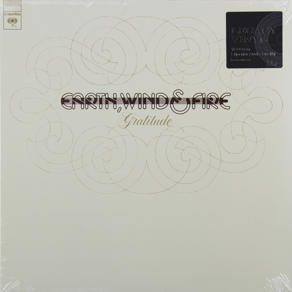 Earth, Wind   Fire Earth, Wind   Fire - Gratitude (2 Lp, 180 Gr) abba abbaagnetha faltskog agnetha faltskog vol 2 180 gr