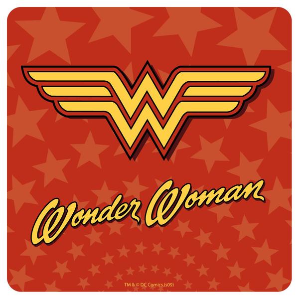 Подставка Wonder Woman - Logo