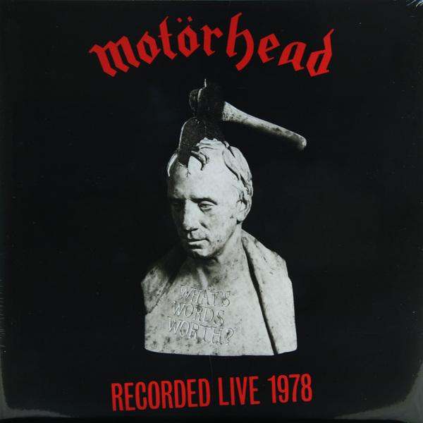 MOTORHEAD MOTORHEAD - WHAT'S WORDSWORTH