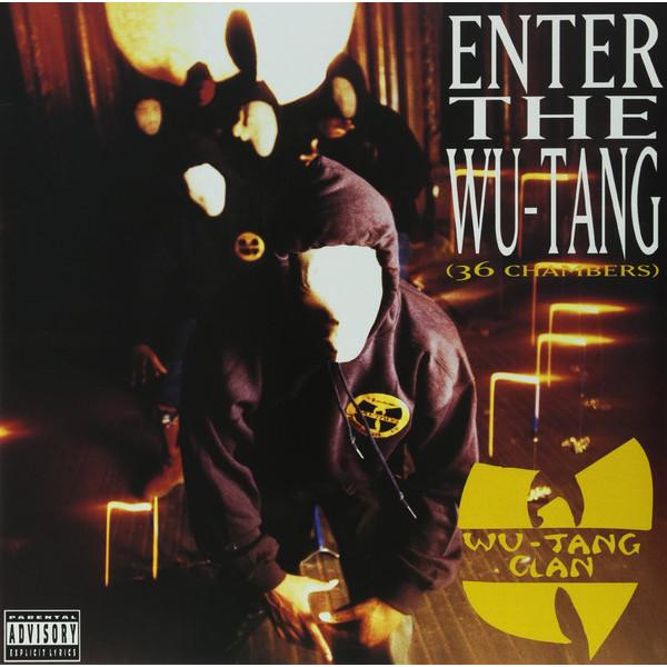Wu-tang Clan Wu-tang Clan - Enter The Wu-tang Clan (36 Chambers)