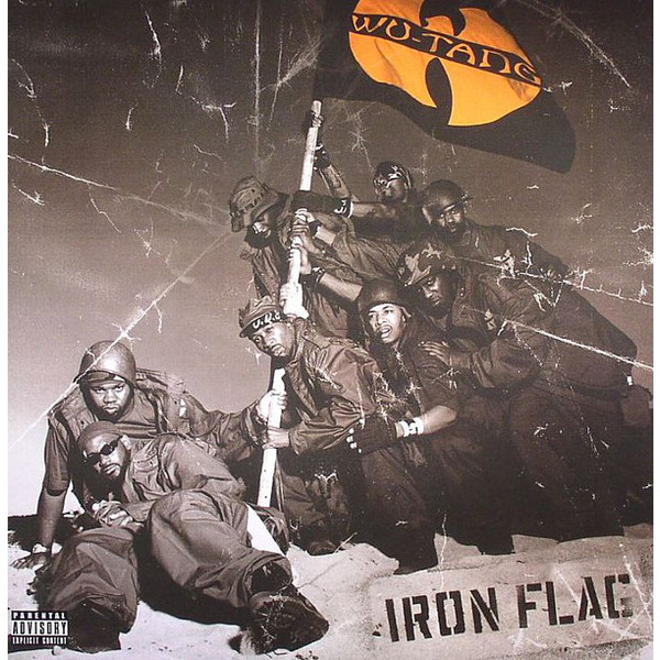 Wu-tang Clan Wu-tang Clan - Iron Flag (2 Lp, 180 Gr) guano apes guano apes proud like a god 180 gr colour