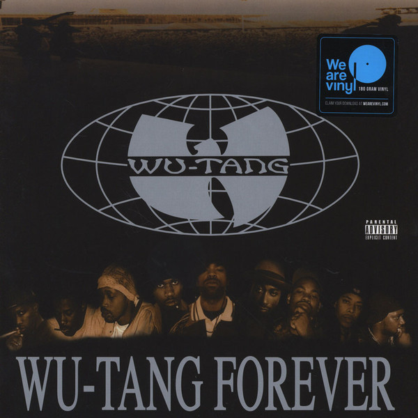 Wu-tang Clan Wu-tang Clan - Wu-tang Forever (4 LP)