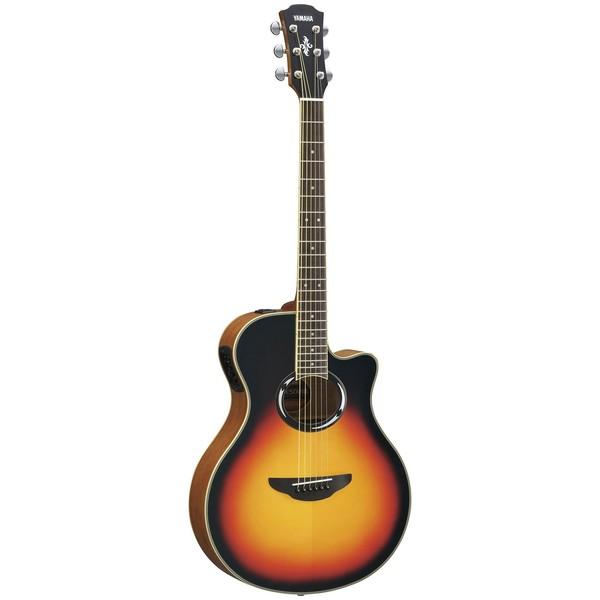 Гитара электроакустическая Yamaha APX-500III VSB