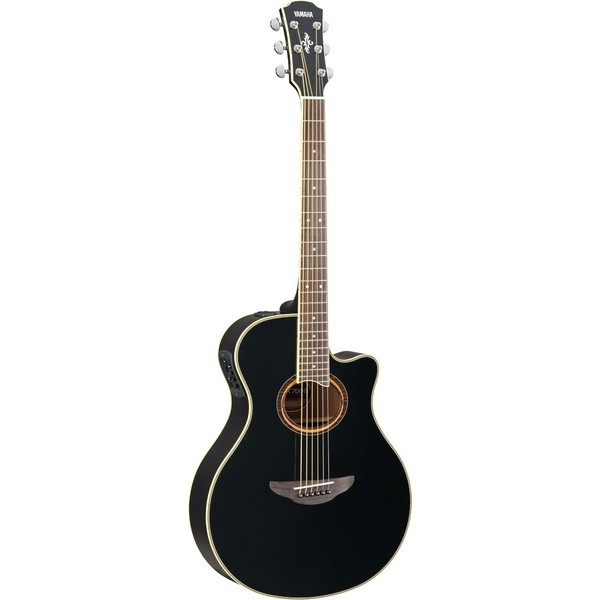 Гитара электроакустическая Yamaha APX-700II Black