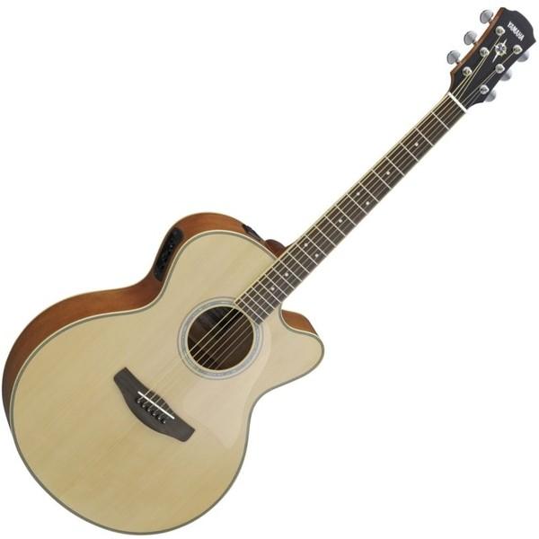 Гитара электроакустическая Yamaha CPX-500III NA