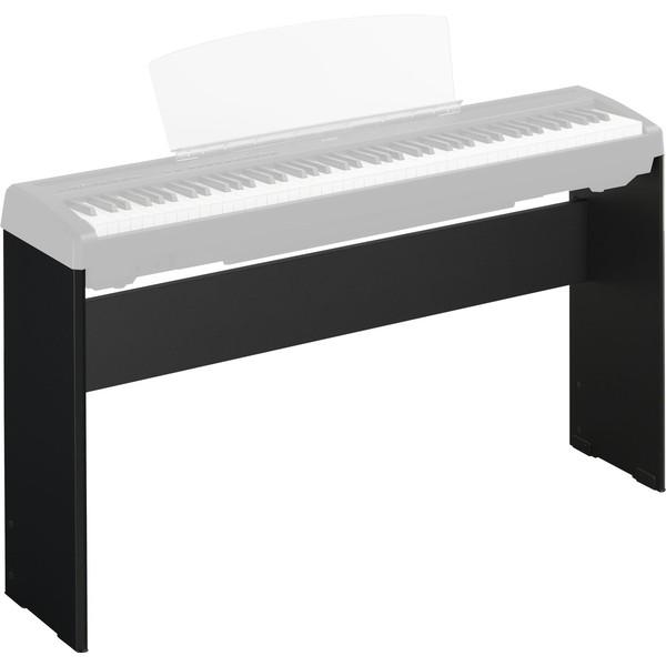 Стойка для клавишных Yamaha L-85 Black стойка для акустики waterfall подставка под акустику shelf stands hurricane black
