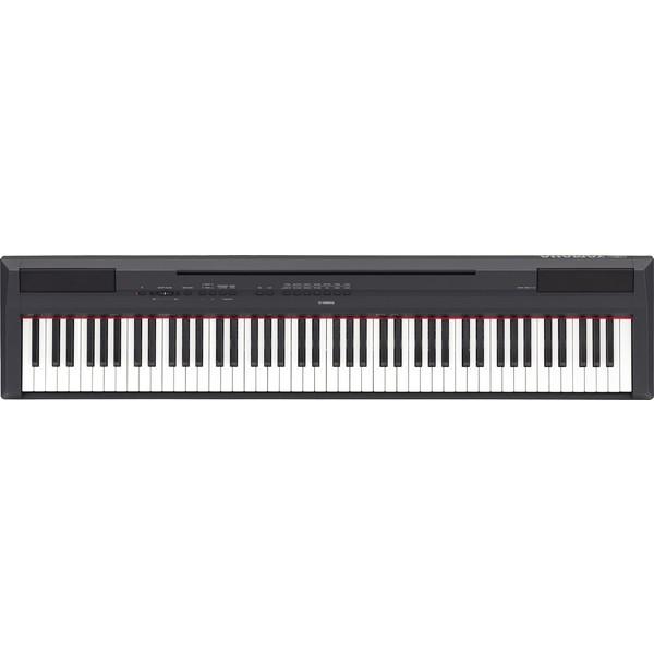 Цифровое пианино Yamaha P-115 Black yamaha lp 5a