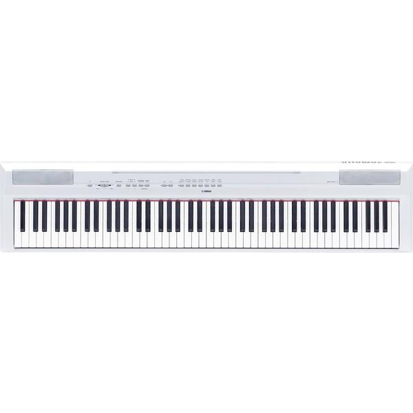 Цифровое пианино Yamaha P-115 White yamaha lp 5a