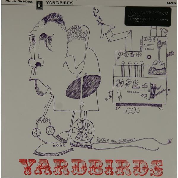 YARDBIRDS YARDBIRDS-ROGER THE ENGINEER (180 GR)Виниловая пластинка<br><br>