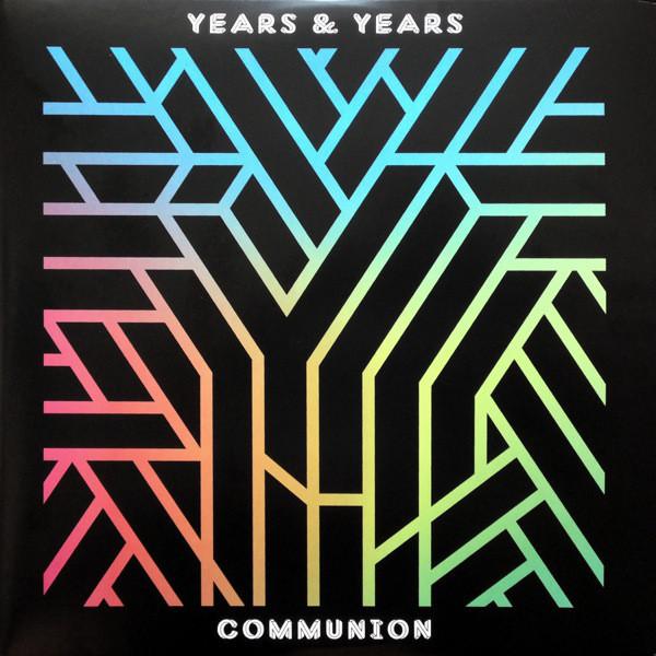 YEARS   YEARS YEARS   YEARS - COMMUNION (2 LP)Виниловая пластинка<br><br>