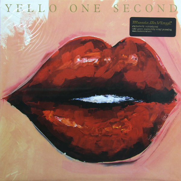 YELLO YELLO - One Second (180 Gr) guano apes guano apes proud like a god 180 gr colour