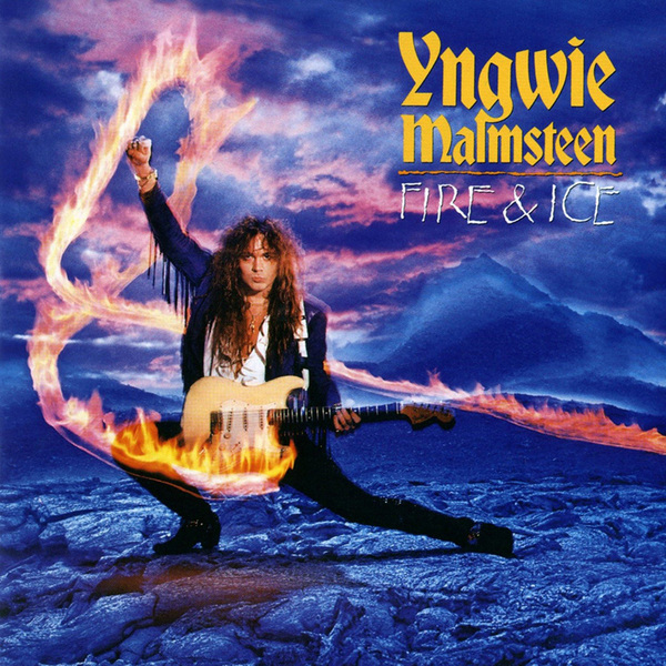 Yngwie Malmsteen Yngwie Malmsteen - Fire And Ice (2 LP) 70cm ladies wigs ice and fire song dragon mother synthetic hair