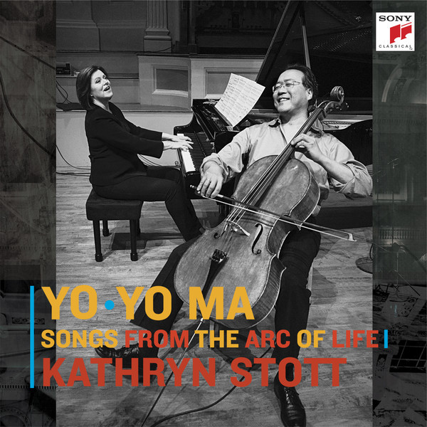 Yo-yo Ma Yo-yo Ma - Songs From The Arc Of Life (2 Lp, 180 Gr) yes – tales from topographic oceans 2 lp