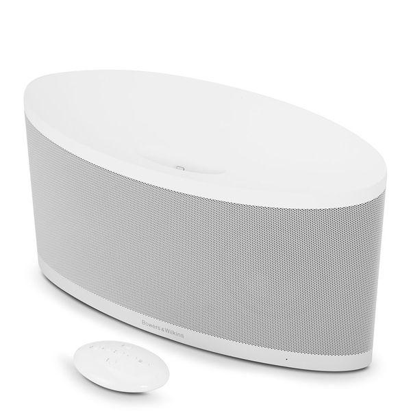 Hi-Fi минисистема для iPhone B&W