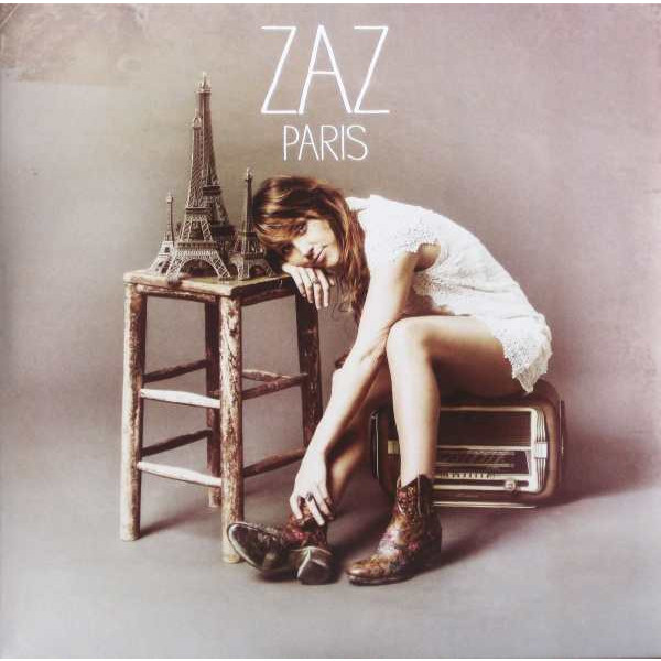 ZAZ ZAZ - PARIS (2 LP) zaz zaz paris 2 lp