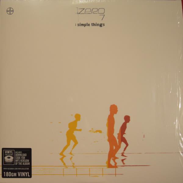 ZERO 7 ZERO 7 - SIMPLE THINGS (2 LP)Виниловая пластинка<br><br>
