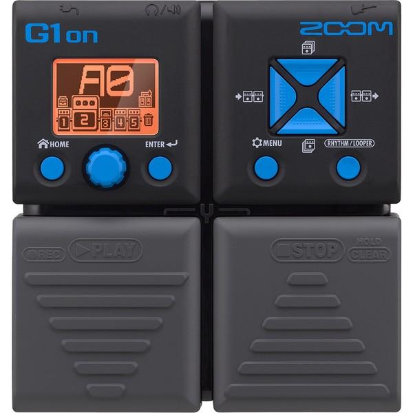 Гитарный процессор Zoom