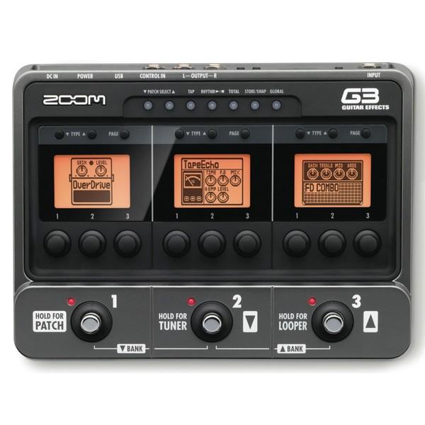 �������� ��������� Zoom G3 + AD-16