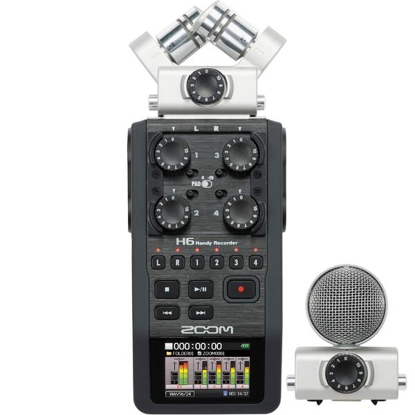 Портативный рекордер Zoom H6 изображение