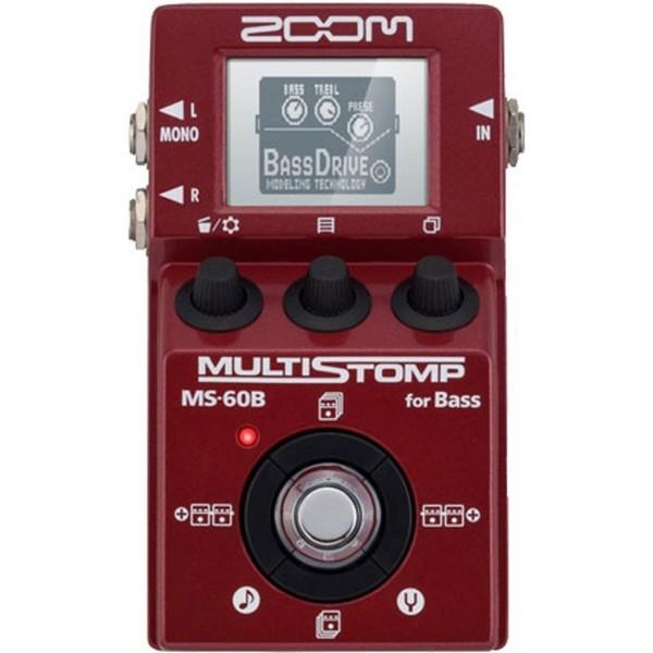 Педаль эффектов Zoom MS-60B цена и фото
