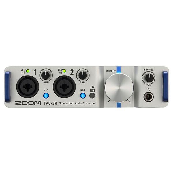 Внешняя студийная звуковая карта Zoom TAC-2R изображение