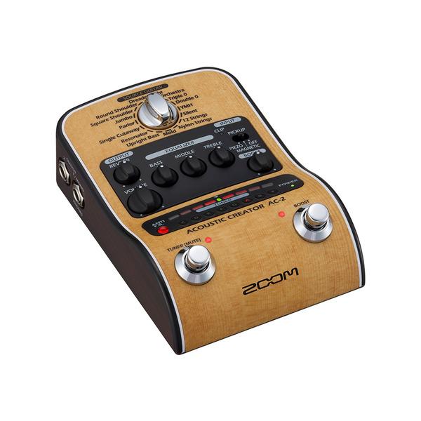 Гитарный процессор Zoom AC-2