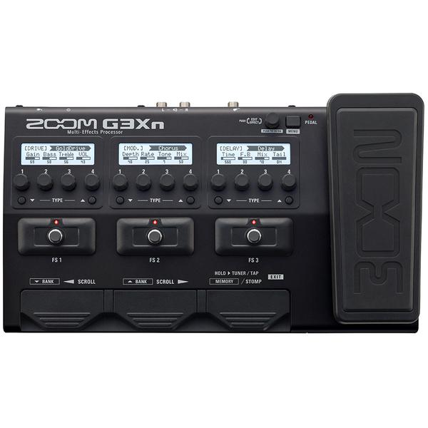 Гитарный процессор Zoom G3Xn + AD-16