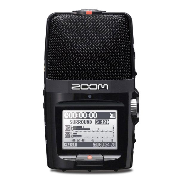 купить Портативный рекордер Zoom H2n дешево