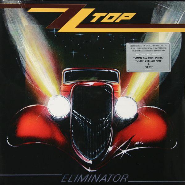Zz Top Zz Top - Eliminator zz top – fandango lp