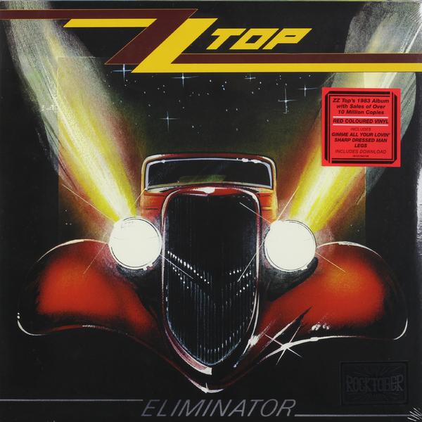 Zz Top Zz Top-eliminator zz top – fandango lp