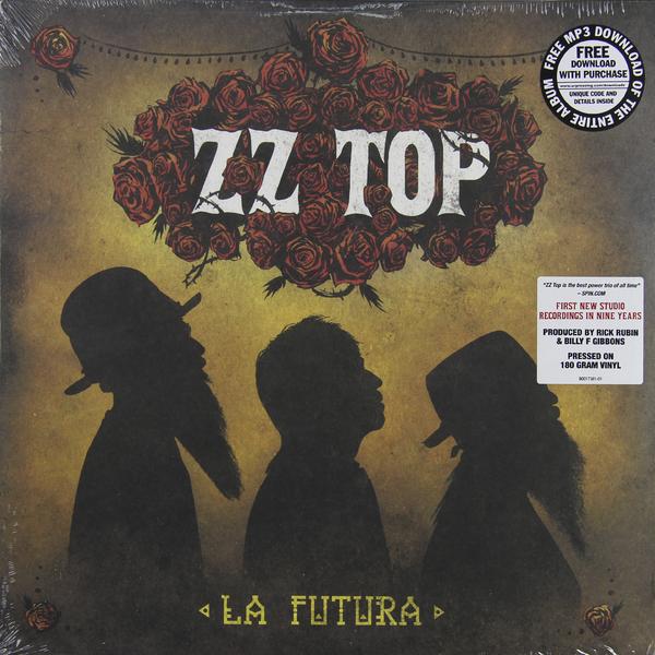Zz Top Zz Top - La Futura (2 Lp, 180 Gr) zz top – fandango lp