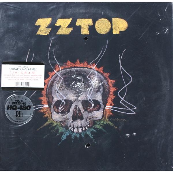 Zz Top Zz Top - Deguello (180 Gr) zz top – fandango lp