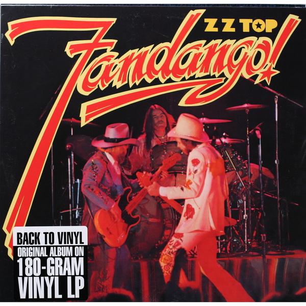 Zz Top Zz Top - Fandango (180 Gr) zz top – fandango lp