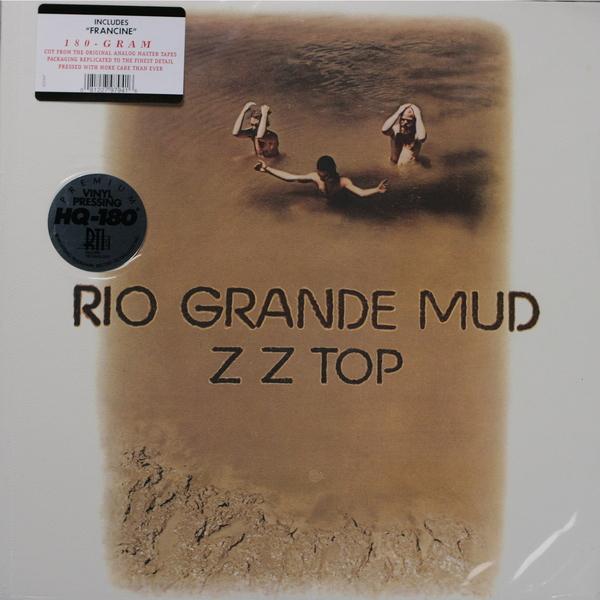 Zz Top Zz Top - Rio Grande Mud (180 Gr) zz top – fandango lp