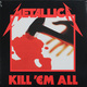 ��������� ��������� METALLICA-KILL'EM ALL