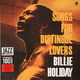 ��������� ��������� BILLIE HOLIDAY-SONGS FOR DISTINGUE LOVERS (180 GR)