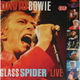 ��������� ��������� DAVID BOWIE-GLASS SPIDER LIVE (2LP)