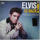��������� ��������� ELVIS PRESLEY - ELVIS IS BACK! (180 GR)