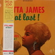 ��������� ��������� ETTA JAMES-AT LAST + 4 BONUS (LP 180 GR + CD)